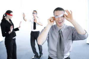 Smart business owners don't face the future blindfolded! Accurate and current bookkeeping gives them the view they need to make good decisions.