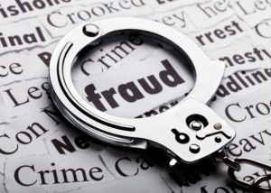 Be sure you are not committing fraud with your reporting.
