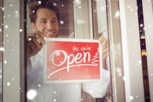 Will bad whether prevent you from keeping your business open and how will you handle it?